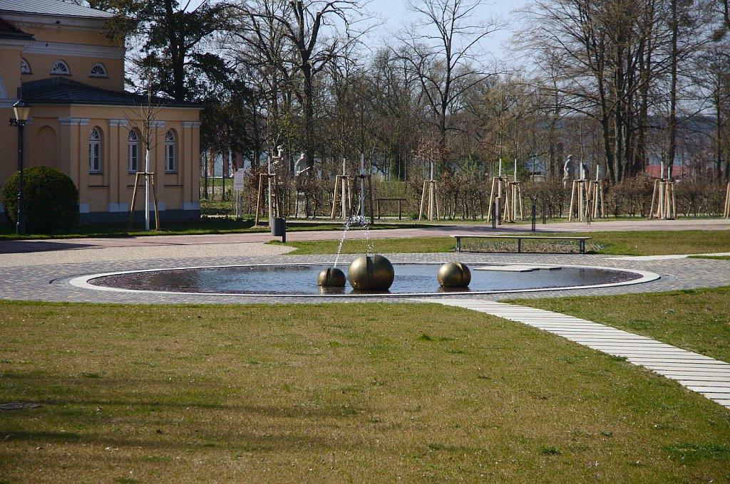 Neustrelitz Schlossgarten