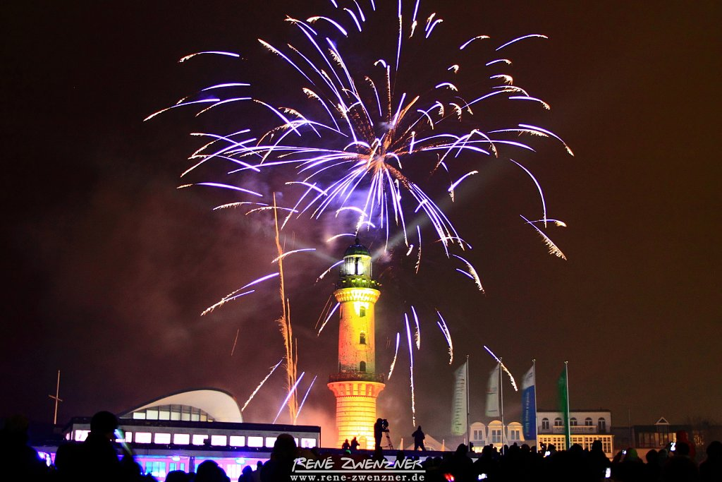 Warnemünder Turmleuchten 2017 #1