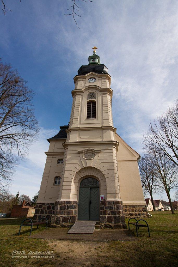 Kirche in Meseberg