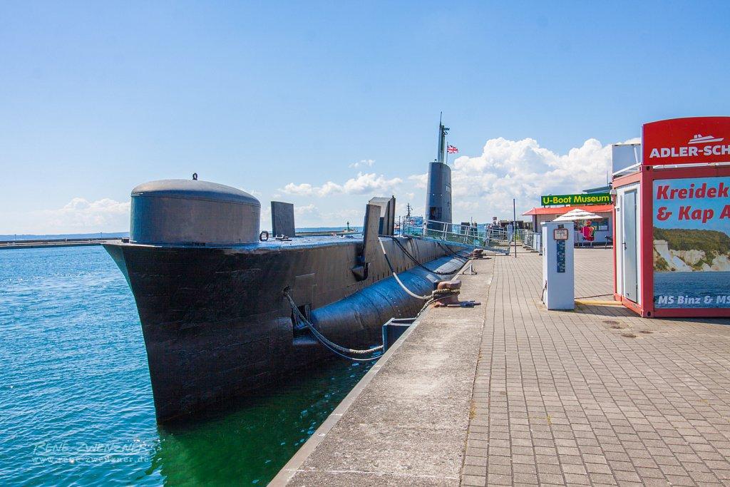 U-Boot Museum Sassnitz - H.M.S.-Otus #1