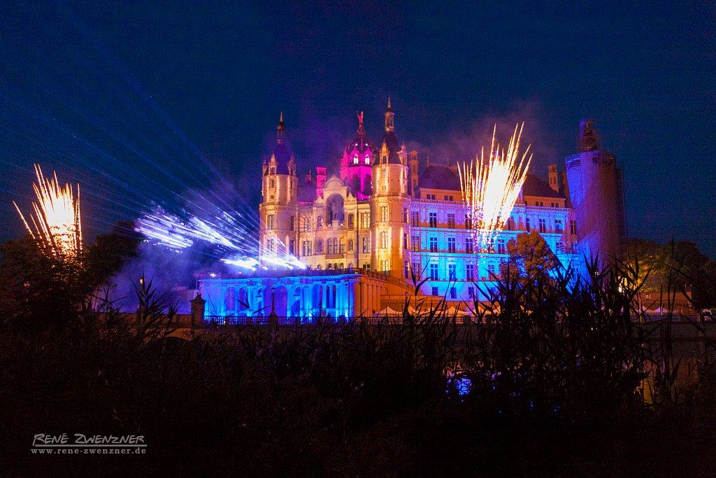 Schlossfest Schwerin 2018