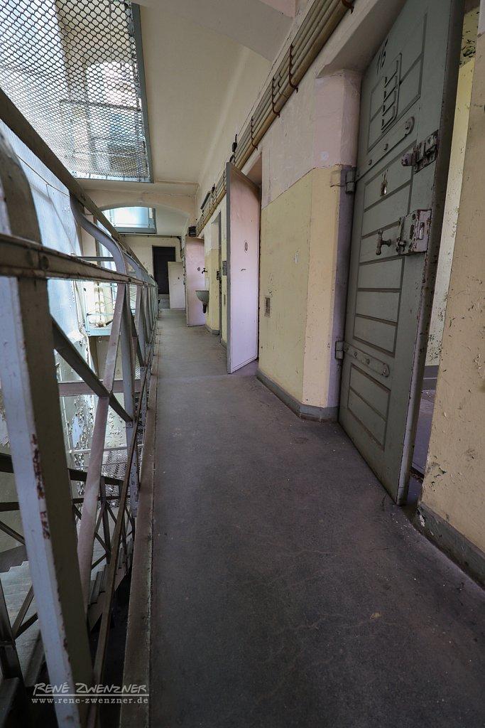 Gefängnis in Berlin Köpenick